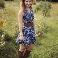 """She's Gone Country"" Dress"