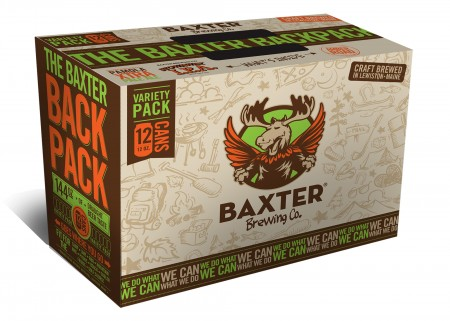Baxter Brewing Co. 12 Pack Render