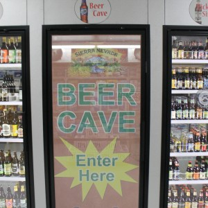 Entrance to the Beer Cave