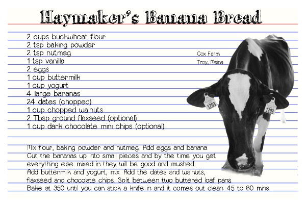haymakers banana bread