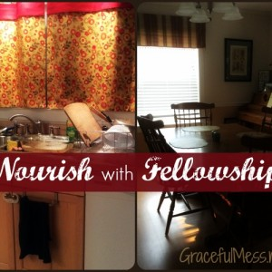 Nourish with Fellowship