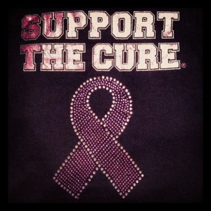 How should you really support the cure?