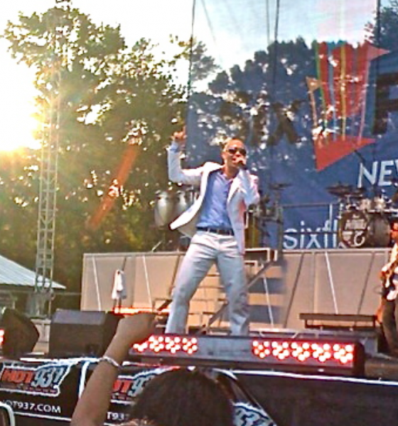 Dat Li'l Chico Pitbull performing at 6 Flags in Springfield, MA. He was just Mr 305 back then, and had yet blown up to his current Mr. Worldwide status!