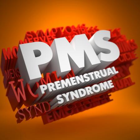Photo PMS Concept. - © Tashatuvango | Dreamstime.com