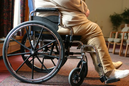 Weight loss is possible even if you're in a wheelchair or confined to a bed!