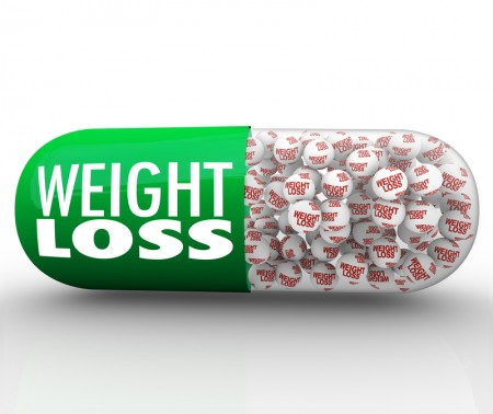 Weight Loss Medicine Capsule Pill Medical Diet Supplement