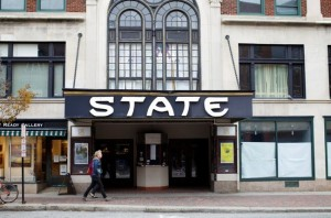 The State Theatre (BDN photo by Troy R. Bennett)