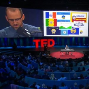 ted talk flags