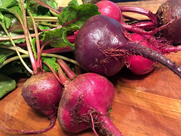 Chioggia and Red Beets