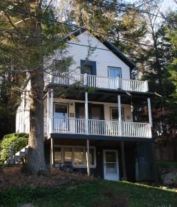 Lake Megunticook | Camden, Maine | Insulation | Evergreen Home Performance