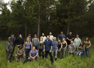 "Photo courtesy of Spike TV The cast of ""10 Million Dollar Bigfoot Bounty,"" premiering 10 p.m. Jan. 10 on Spike TV."