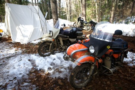 Another three-wheeled camping trip comes to an end. Troy R. Bennett | BDN