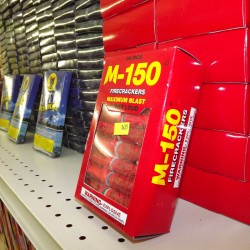With fireworks now legal in Maine, 'sales are booming' in run-up to Fourth