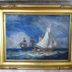 Paintings worth $7,500 stolen on MDI
