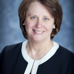 Linda K. Schott, new president at University of Maine at Presque Isle