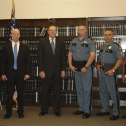 Maine's U.S. attorney honors 5 citizens for their work helping victims, children