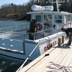 College of the Atlantic to get new research vessel