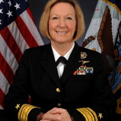 Brunswick woman nominated by Obama to lead Navy Reserve