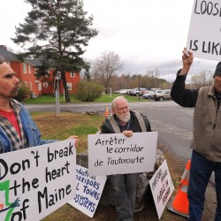 Monson residents unanimously endorse east-west highway moratorium