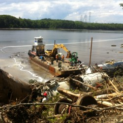 Recovery of chemicals in Bucksport train derailment expected to begin Wednesday