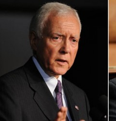 Orrin Hatch schools the Tea Party, poised to put down revolt