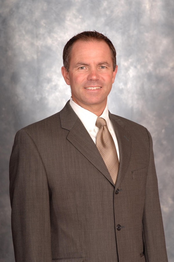 New Colby College men's hockey coach Blaise MacDonald.