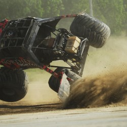 Monster Jam brings drive back to Maine