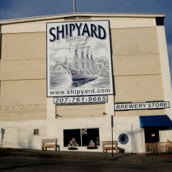 Shipyard Brewing Company's Pumpkinhead Ale now available in cans