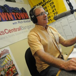 Rich Kimball's 'Downtown' radio show will gain three new stations