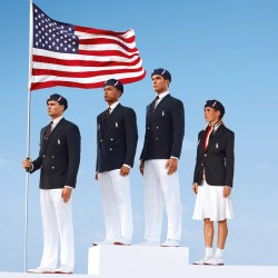 US Olympic uniforms could shave time off sprints