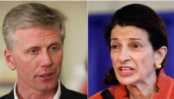 Charlie Summers and Olympia Snowe