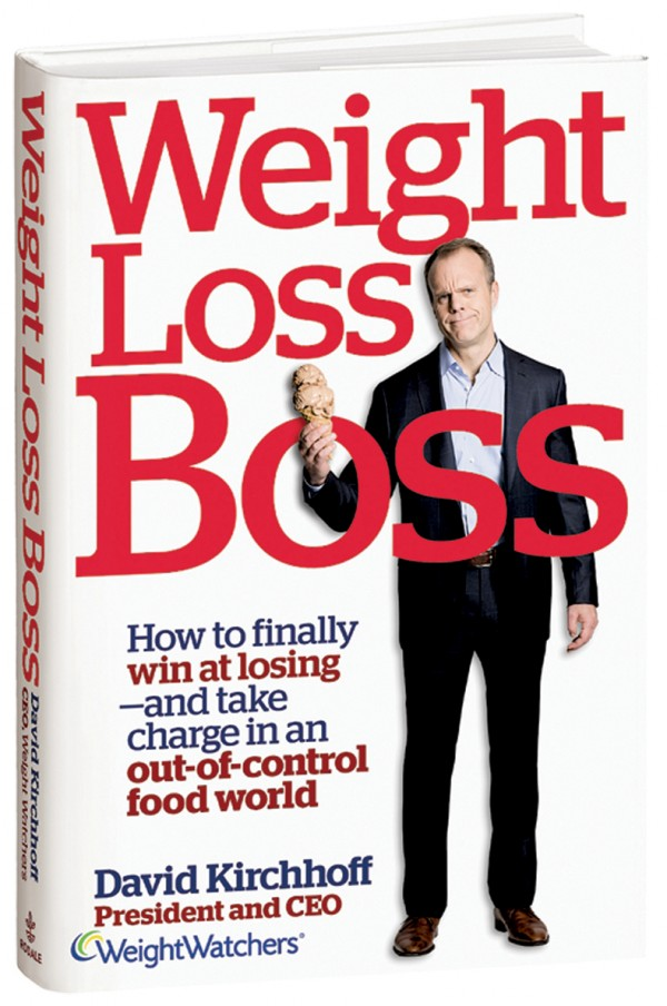 Weight Watchers CEO David Kirchhoff shed 40 pounds by altering his routines and nutrition choices. His nine-year weight-loss journey is chronicled in &quotWeight Loss Boss.&quot