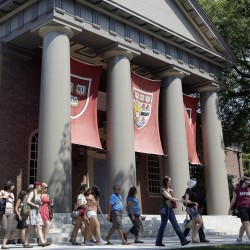 20 students accused in college-exam scandal in NY
