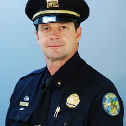 Lt. Mark Hathaway standing in as Bangor police chief for 6 weeks