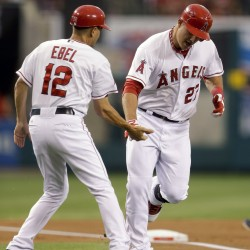 Pujols impacting Angels on, off field