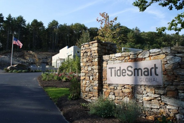TideSmart Global's headquarters in Falmouth.