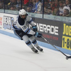Injuries, illness strike UMaine men's hockey team; Parker may be lost for season