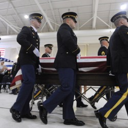 Glenburn soldier's casket scheduled to arrive at BIA Friday morning