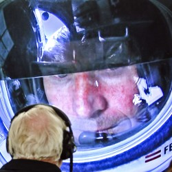 Skydiver eyes record-breaking jump over NM