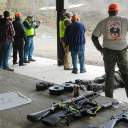 Combat-wounded veterans invited to October machine gun shoot in North Anson