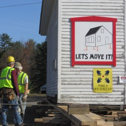 Sustainability key to new era, according to Lincolnville man