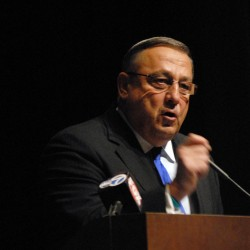 LePage won't 'lift a finger' to set up Maine's health insurance exchange