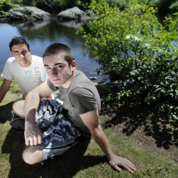 Orono boys, 16, save swimmers swept away in Stillwater River current