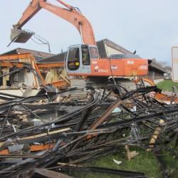 Demolition of Rockland school planned for October