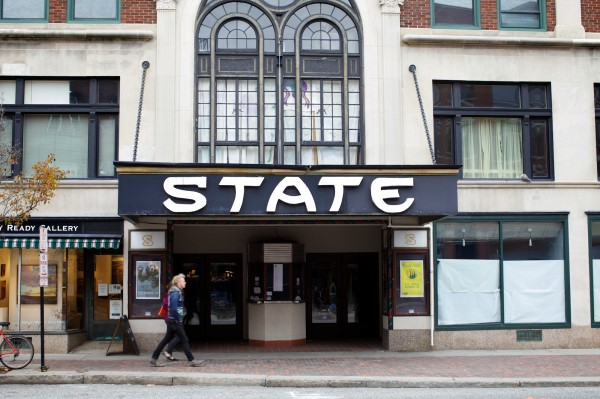 Portland's historic State Theatre has been reopened and revived over the past year to critical acclaim; now it's seeking corporate partnerships to maintain its vitality.
