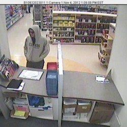 Windham police searching for pharmacy robber