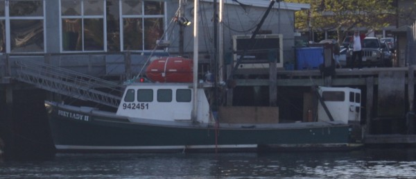 Foxy Lady II, a scallop fishing vessel operated by a crew from Deer Isle, went missing off the coast of Massachusetts.