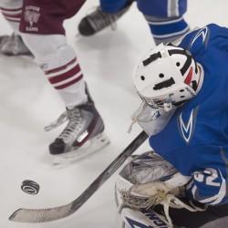Bangor hockey team holds off MHW Hawks in 'A' quarters