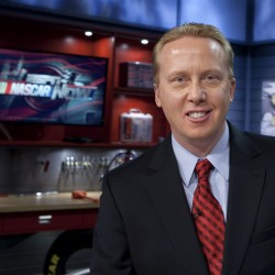 Ricky Craven of Newburgh is a regular on the set of ESPN's NASCAR Now in Bristol, Conn. The former NASCAR driver will be inducted into the Maine Sports Hall of Fame next May.