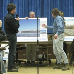 Opponents given 'interested party status' in Searsport tank review